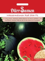 Wassermelonen Red Star F1