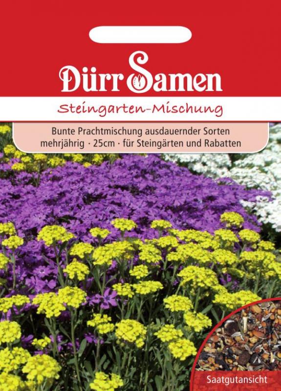 Blumenmischung Steingarten Mix, 1,79 €